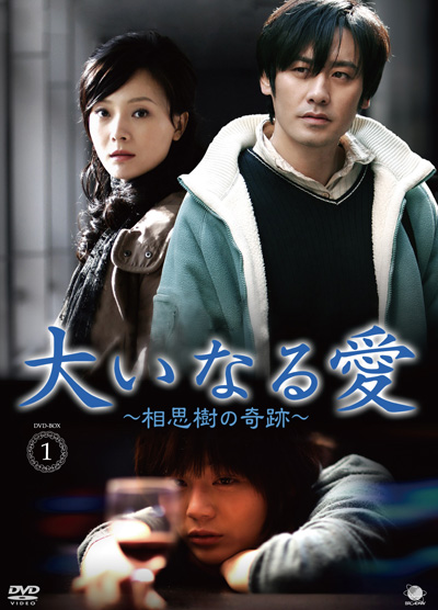 大いなる愛~相思樹の軌跡 DVD